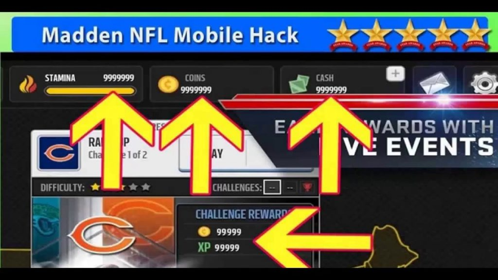 Madden NFL Mobile Hack proof