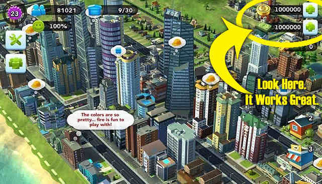 SimCity BuildIt Hack proof