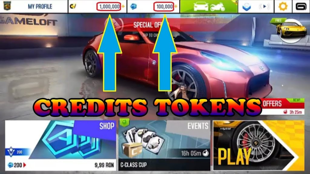 asphalt 8 airborne hack proof