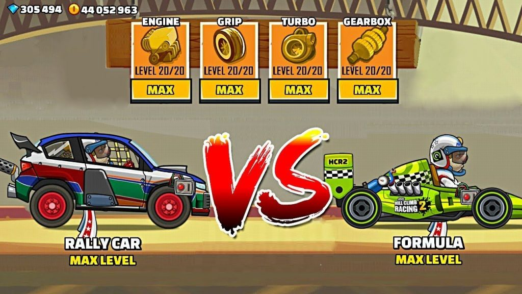 Hill Climb Racing 2 hack Proof