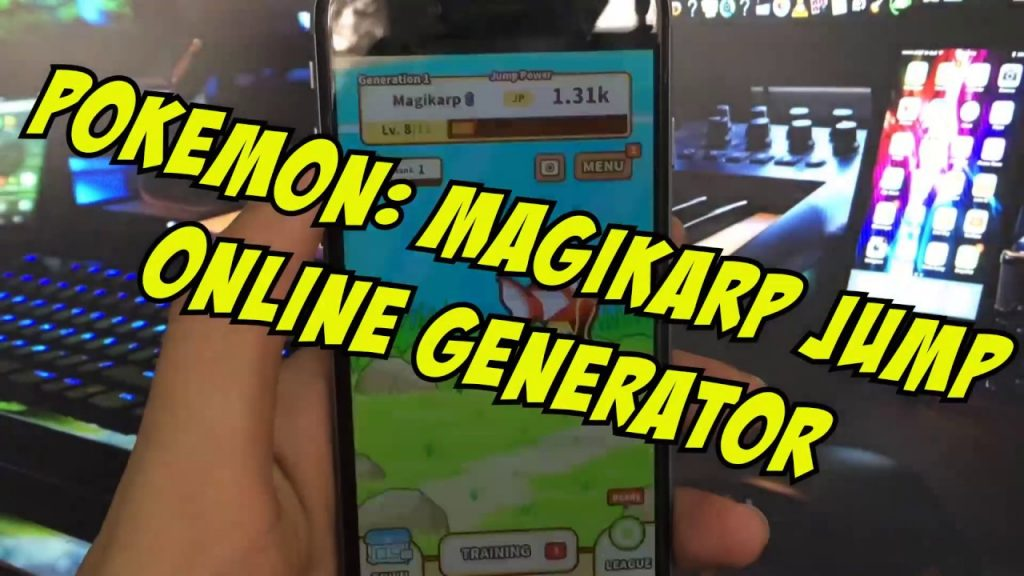 Pokemon Magikarp Jump Hack proof