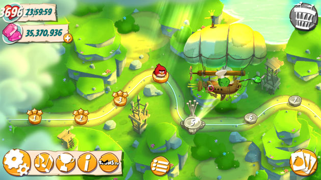 Angry birds 2 hack proof
