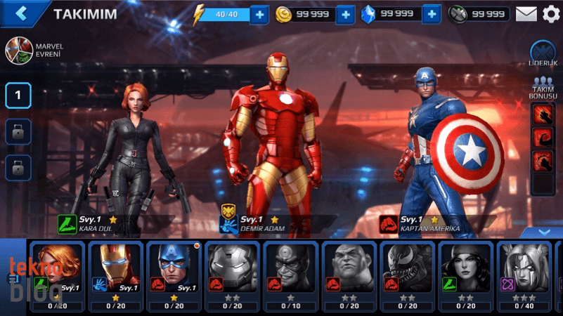 Marvel future fight hack proof