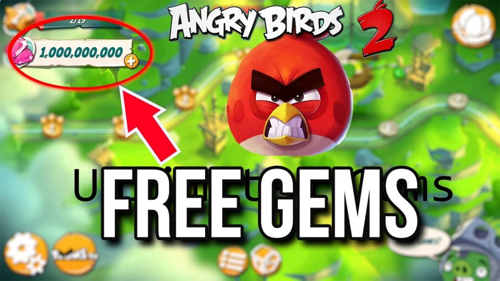 Angry birds 2 hack tool unlimited gems generator