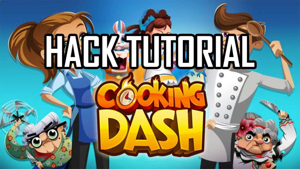 Cooking Dash Hack