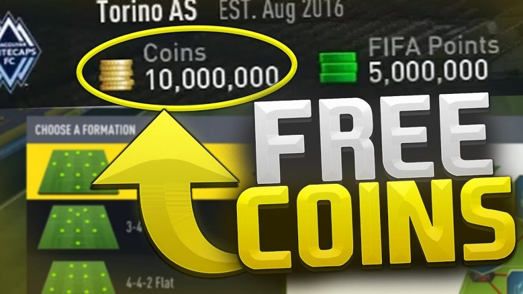 Fifa 17 free coins generator