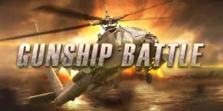 Gunship battle Helicopter 3D Gold Hack Tool