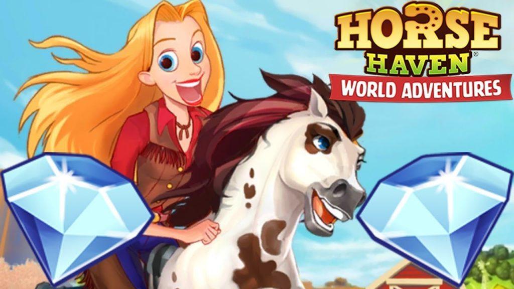 Horse Haven World Adventures hack