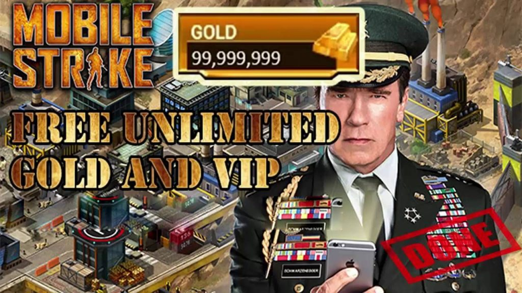 Mobile Strike Hack Cheats Tool 2017 | Add Unlimited Gold