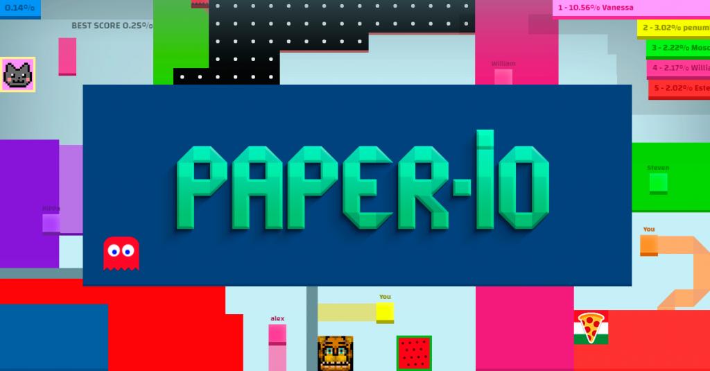 Paper io hack online tool