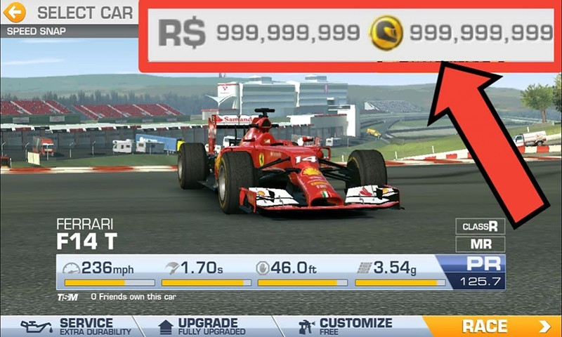 Real Racing 3 Hack 2017 Without Human Verification