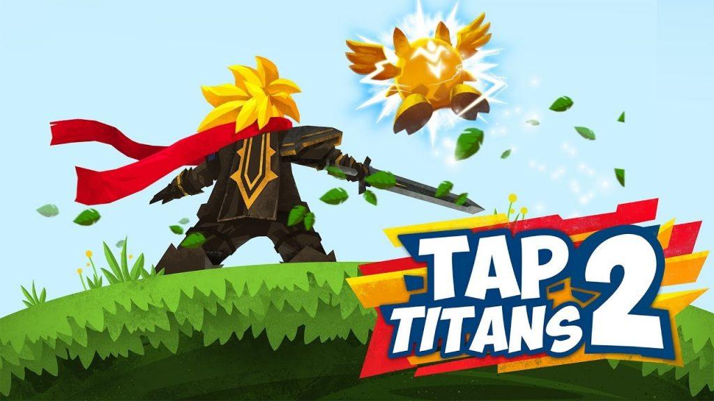 Tap Titans 2 Hack
