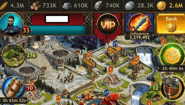 Vikings War of Clans Hack No Survey