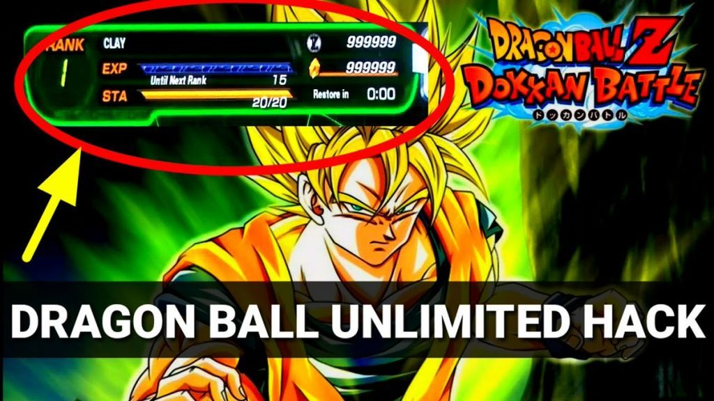 dragon ball z dokkan battle hack no survey no human verification