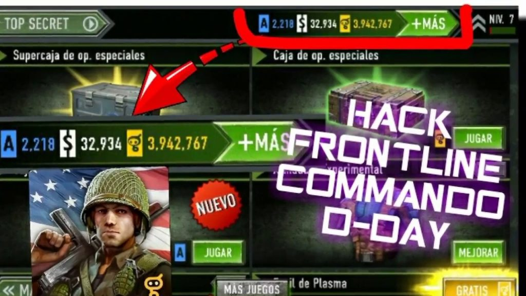 frontline commando d day hack without survey
